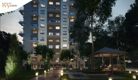 Ivy Estate - 2 bhk apartments in wagholi pune | Kolte Patil | Scoop.it