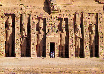 Days at Abu Simbel, 1873 ~ Ancient Egypt | Ancient History- New Horizons | Scoop.it