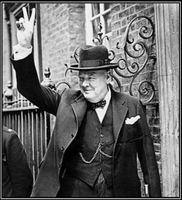 Winston Churchill: Inspiration For Social Change - ChicagoNow (blog) | Hip Hop for Social Change | Scoop.it