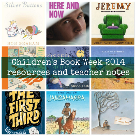 Children's Book Week 2014 – resources and teacher's notes | Planning With Kids | Book Week 2015 Books light up our world | Scoop.it