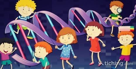 ADN en el aula: ¿por qué somos como somos? | El Blog de Educación y TIC | Educacion, ecologia y TIC | Scoop.it
