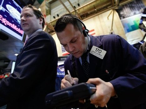 Closing Bell: TSX, Wall Street surge higher amid positive US data, consumer ... - Financial Post   Energy oil coal Metals Trade and Risk   Scoop.it
