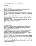 Séance méthodologie revue de presse | Ghizou | Scoop.it