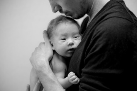 Dads get postnatal depression too   Counselling and Psychology   Scoop.it