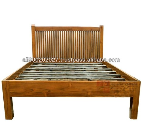 Teak Bedrooms Furniture - Teak Indoor Minimalist Bedroom Furniture Indonesia, View Teak Beds, Teak Bed Balero Product Details from CV. JEPARA CRAFTER FURNITURE on Alibaba.com | Teak wood furniture | Scoop.it