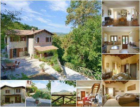 FarmHouse for sale in Le Marche: Torre Vecchia, Ascoli Piceno | Le Marche Properties and Accommodation | Scoop.it