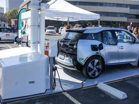 San Francisco introduces free, Solar-powered electric Vehicle Charging | ROBOT FUTUR | Scoop.it