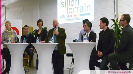 Le Sillon lorrain lance sa candidature au label « French Tech » | French Tech | Scoop.it