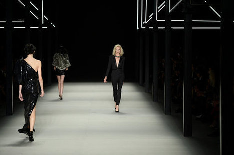 Saint Laurent: Nailing the Brand - NYTimes.com | fashion | Scoop.it