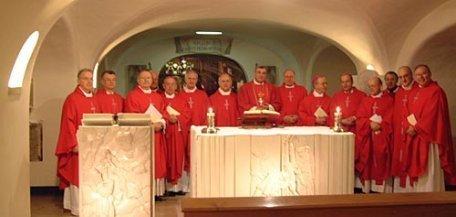 Visite Ad limina 2004 : Les Evêques en visite à Rome - envoyée spéciale   Journaliste spécialiste des questions religieuses   Scoop.it