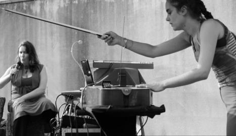 Tapage nocturne avec la compositrice et installatrice belge Stéphanie Laforce // #mediaart #soundart   Digital #MediaArt(s) Numérique(s)   Scoop.it
