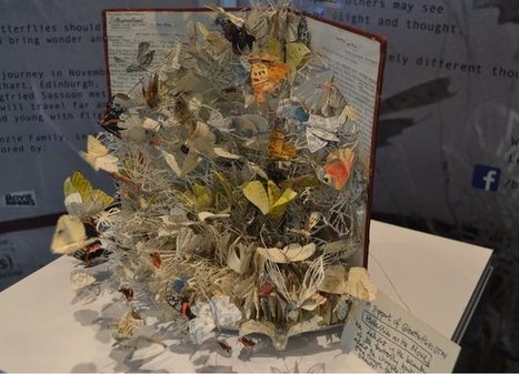 Mystery book sculptor answers questions   Today's Edinburgh News   Scoop.it