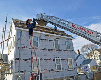 Mansfield firefighters will recognize roofer's rescue - Attleboro Sun Chronicle | Home Decor | Scoop.it
