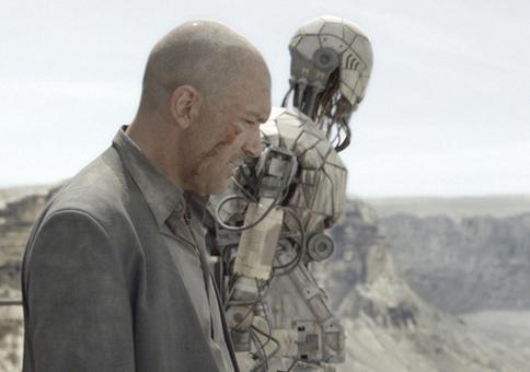 Post-Sapiens, les êtres technologiques - Autómata: Heredera del Cyberpunk
