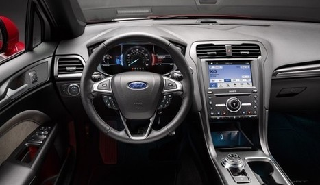 2017 Ford Fusion V6 Sport Revealed With All-Wheel Drive, Twin-Turbo Power | Hawaii Science and Technology Digest | Scoop.it
