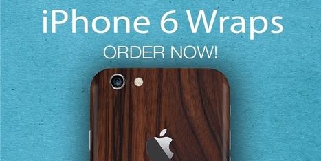 iPhone 6 Wraps | Custom Cell Phone Skins | Scoop.it