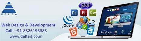 E-commerce Website Designing & Development Company in Gurgaon | Delta Web Services | Delta Web Services | Scoop.it