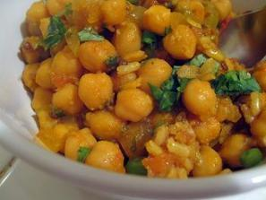 Recipe: Cheap vegan chana masala | rabble.ca | My Vegan recipes | Scoop.it