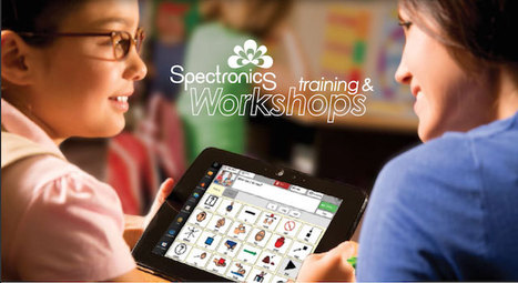 Meet the new DynaVox T10 and PODD Pagesets | July Workshop | The Spectronics Blog | Augmentative and Alternative Communication (AAC) | Scoop.it