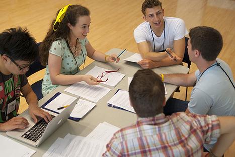 Universitas 21 Students Negotiate Through Human Rights Program - UConn Advance (blog) | Human Rights | Scoop.it