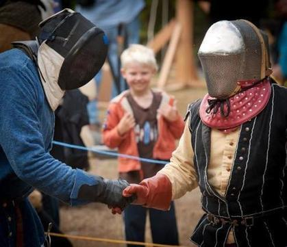 Caponi Art Park goes medieval for a day - Minneapolis Star Tribune | Creations and the Created | Scoop.it