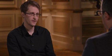 Internet : Edward Snowden vous explique comment sécuriser vos ... - Sud Ouest | Seniors | Scoop.it