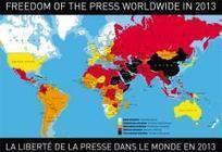 La liberté de la presse dans le monde   Presse   Scoop.it