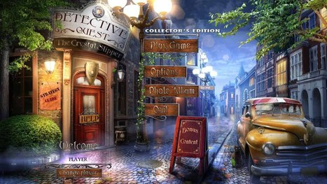 Detective Quest: The Crystal Slipper Walkthrough: From CasualGameGuides.com | Casual Game Walkthroughs | Scoop.it