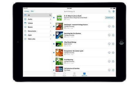 iTunes U updated to help teachers to create lessons via iPad - Telegraph.co.uk | Leading a New Culture of Learning | Scoop.it