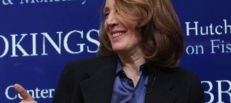 Google recrute à prix d'or Ruth Porat, la directrice financière de Morgan Stanley | Entreprise 2.0 -> 3.0 Cloud Computing & Bigdata | Scoop.it