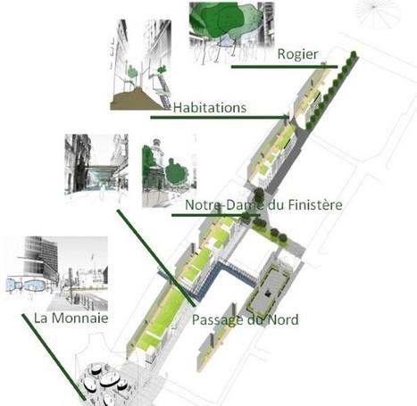URBANISME : Rue Neuve | Urbanisme | Scoop.it