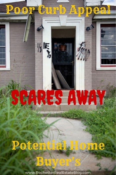 Don't Scare Away A Potential Home Buyer | real estate | Scoop.it