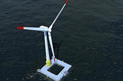 Une éolienne flottante testée au Croisic l'an prochain | Eolien en mer | Scoop.it