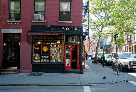 21 Writers On Their Favorite Bookstores | American Biblioverken News | Scoop.it