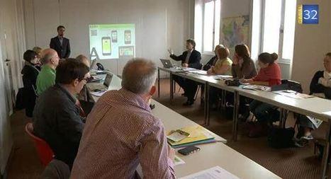 Canal 32 - Le wi fi aux portes des offices de Tourisme aubois | Aube en Champagne | Scoop.it