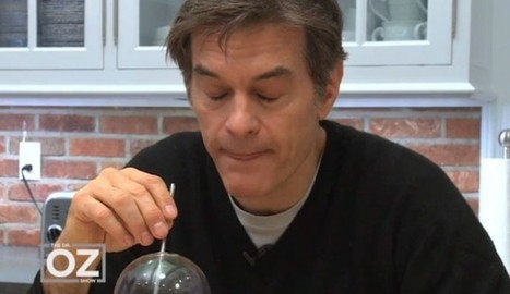 Smoking Alcohol: Dr. Oz Reveals Dangerous New Weight Loss Trend   All About Health & Beauty   Scoop.it
