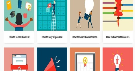 Educators Guide to Pinterest ~ Educational Technology and Mobile Learning | TEFL & Ed Tech | Scoop.it