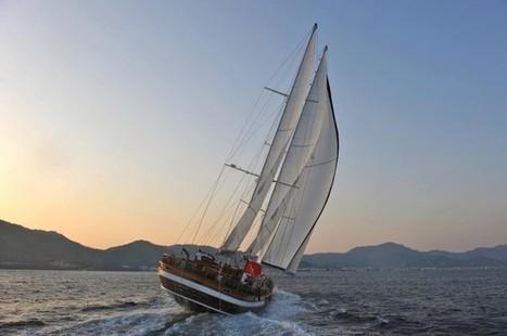 Turkish Gulet Queen of Datca Goes Croatia in 2015 | Yacht Charter & Blue Cruise Destinations | Scoop.it