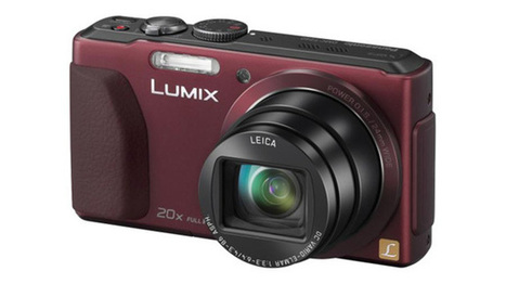 Panasonic TZ40 review | Digital Camera World | How To Take Better Photographs | Scoop.it