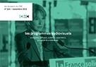CNC - publications - dossier n° 324 - les programmes audiovisuels | d2a-ressources | Scoop.it