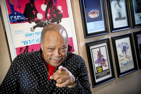 Quincy Jones tunes up for TCM Classic Film Festival | How to be successful(private learning)? | Scoop.it
