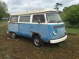Campervan Volkswagen Camper Van T2 1973 VW Bay Window Westfalia Tax exempt | Campervans News | Scoop.it