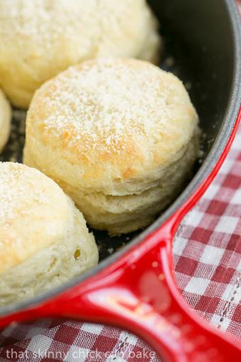 Buttermilk Goat Cheese Biscuits |biscuit recipe | Food | Scoop.it