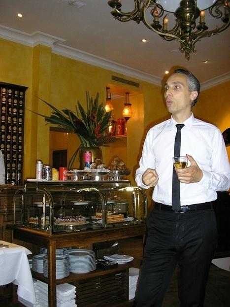 Au Tea-Club Mariage Frères, | Actualités du monde du thé | Scoop.it