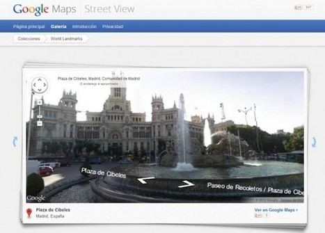 Google anuncia la mayor actualización de Street View de su historia | Medio Social | Scoop.it