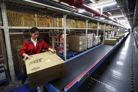 Global Supply Chain Growth Set to Slow Amid Technology, Labor Changes | Global Logistics Trends and News | Scoop.it