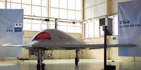 Drones de combat: un accord franco-britannique à 2milliards d'euros   Drone   Scoop.it