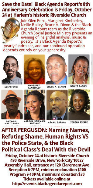 Race and Militarism from Ferguson to Syria: A letter to African Americans   Black Agenda Report   OUR COMMON GROUND  Informed Truth and Resistance   Scoop.it