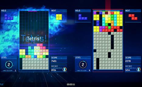 Histoire de Tetris : du bloc soviétique à la conquête du monde | L'univers des jeux | Scoop.it