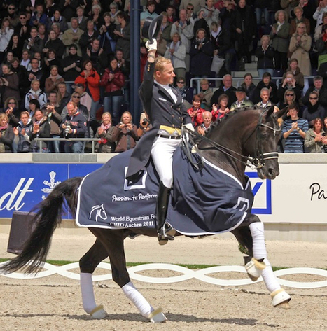 Olympic Dressage: Totilas and Rath Out of Games – Fran Jurga's Discover LEQ | Fran Jurga: Equestrian Sport News | Scoop.it
